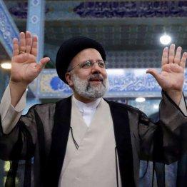 イラン大統領選は保守強硬派のライシ師が当選(C)ロイター
