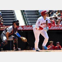 本塁打争いのライバルであるゲレーロJr.を上回れるか(C)ロイター/USA TODAY Sports