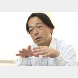 東京合同法律事務所の馬奈木厳太郎弁護士(C)日刊ゲンダイ