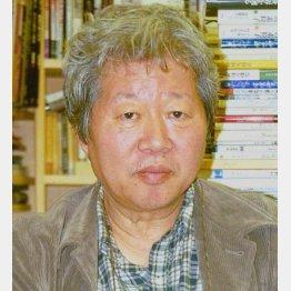「知の巨人」と称されたジャーナリスト、評論家の立花隆さん(C)日刊ゲンダイ