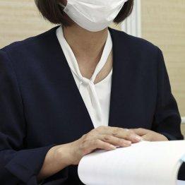 赤木雅子さんに傍聴席から拍手「疑惑や不信を招く行為をこれ以上続けないで」