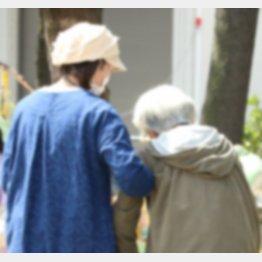 認知症の高齢者の脳内で何が起こっているのか?(C)日刊ゲンダイ