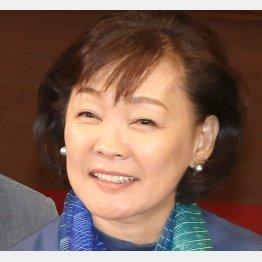 安倍前首相の妻・昭恵夫人(C)日刊ゲンダイ