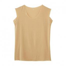 """シニアのTシャツは「2枚重ね」がマスト!乳首の""""透けポチ""""はなんとも情けない"""