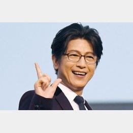 及川光博(C)日刊ゲンダイ