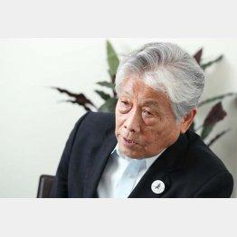 ICHの川岸咨鴻名誉会長(元・浅井企画専務取締役)/(C)日刊ゲンダイ