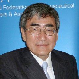 内藤晴夫CEO(C)共同通信社