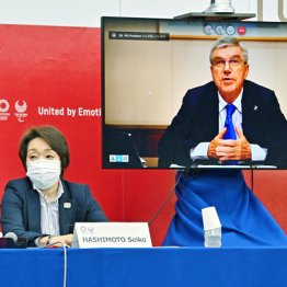 IOCバッハ会長は超VIP待遇!海外メディアGPS追跡も及び腰、日本は威厳ゼロ