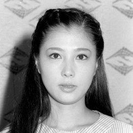 大原麗子が出た連続ドラマでは「たとえば、愛」が一番好きなんですよ