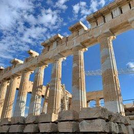 パルテノン神殿は苦難の連続…ではその彫刻は誰のもの?