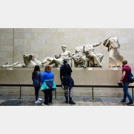 写真④ 大英博物館(C)ZB/DPA/共同通信イメージズ