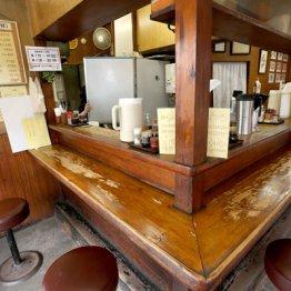 40年以上前から変わらない味を提供する定食屋「菊の家」(千葉・南行徳)