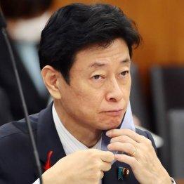 """西村大臣は反省ゼロ!今度は""""密告奨励制度""""も…ゴマスリ、パワハラ気質の悪評だらけ"""