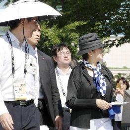 小池知事肝入り「かぶる傘」どこに消えた?五輪でまさかの出番ナシか