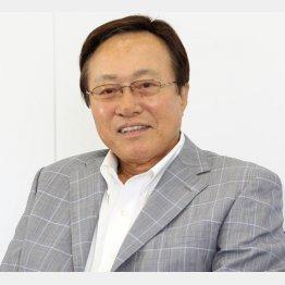 釜本邦茂氏(C)日刊ゲンダイ