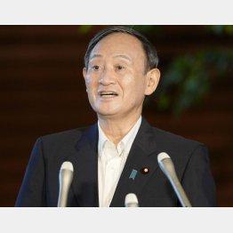 必勝シナリオ総崩れ(菅首相)/(C)共同通信社