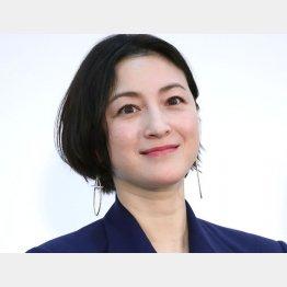 「MajiでKoiする5秒前から」の時からずっと女優(C)日刊ゲンダイ