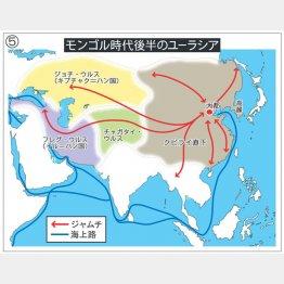 地図⑤(C)日刊ゲンダイ