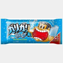 定番のガリガリ君ソーダ味(提供写真)