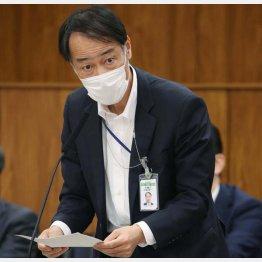 7月8日に金融庁長官に就任した中島淳一氏(C)日刊ゲンダイ