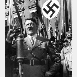 ヒトラーはオリンピックを利用した(C)DPA/共同通信イメージズ