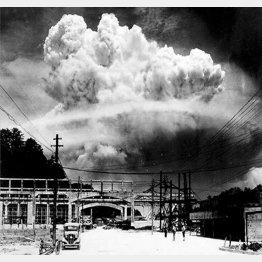 原爆が投下された長崎市(C)World History Archive/ニューズコム/共同通信イメージズ