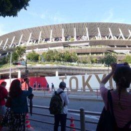 【開会式】新国立競技場の最寄り駅では五輪賛成派と反対派のバトルでカオス状態