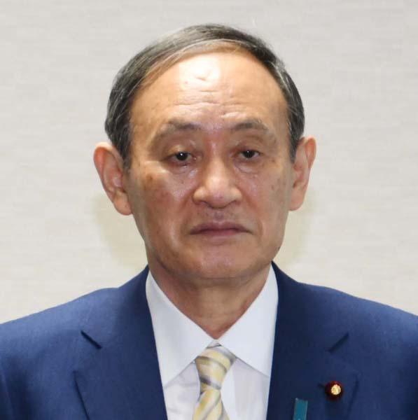 菅首相(C)日刊ゲンダイ