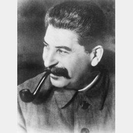 スターリンは8月6日の面会スケジュールをすべてキャンセルした(C)共同通信社