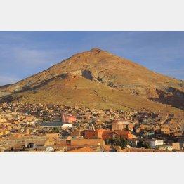 写真①ポトシ銀山(C)PIXTA