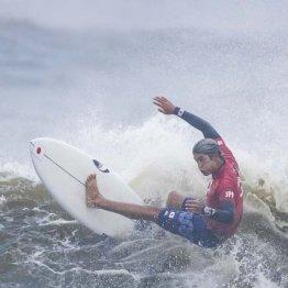 【サーフィン】銀メダル五十嵐カノアは年収5億円の超セレブ! 稼ぎは「国内プロの10倍」