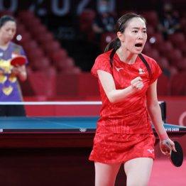 【卓球】シングルス惨敗の要因は「Tリーグ」か…中国は徹底した防御策を敷いてきた