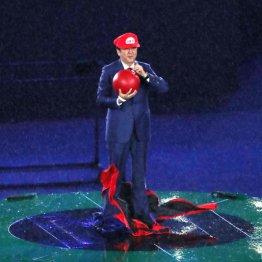 安倍前首相の東京五輪開会式欠席は無責任の極み