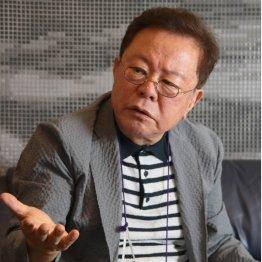 自身のツイッターで「同じ気候条件」と主張する猪瀬直樹元都知事(C)日刊ゲンダイ