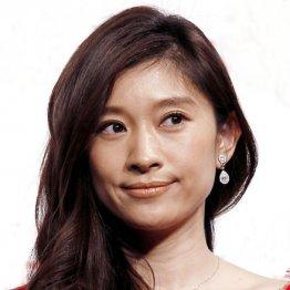 篠原涼子「母より女優」にバッシング 東京五輪のドサクサで離婚を発表したのは正解だったか?
