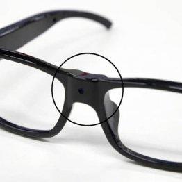 市販されているカメラ機能付き眼鏡