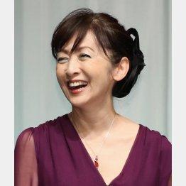 元祖あざとかわいい女優(C)日刊ゲンダイ