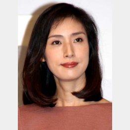 インターバルを上手に利用した「緊急取調室」主演の天海祐希(C)日刊ゲンダイ