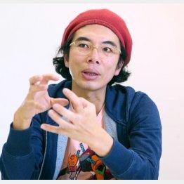 元ラーメンズの片桐仁(C)日刊ゲンダイ