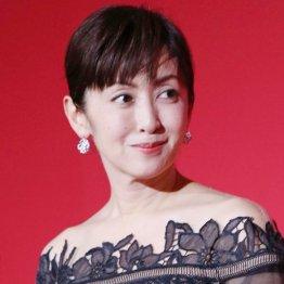 斉藤由貴には妖艶オーラが…石田ゆり子では醸し出せない80年代トップアイドルの底力