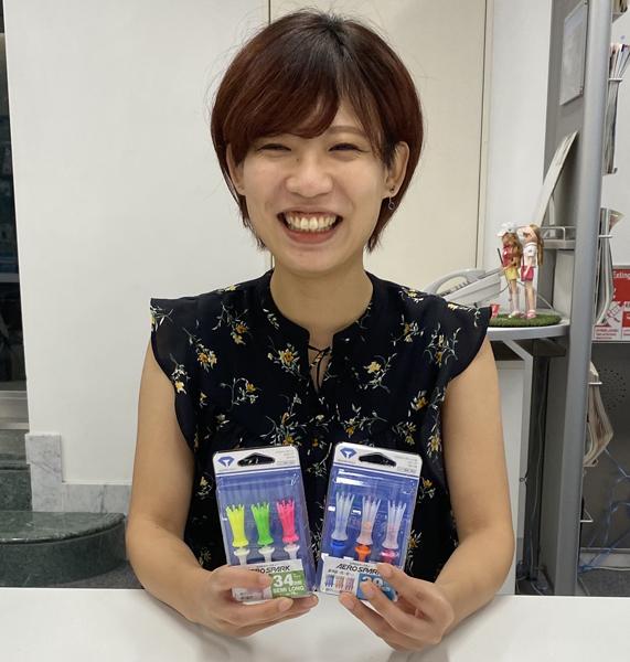 ダイヤ マーケティング室チーフの小池里美さん(提供写真)