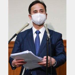 公明党の遠山清彦・前財務副大臣は、銀座のクラブ通いで議員辞職(C)日刊ゲンダイ