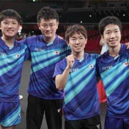 【卓球】男子団体銅メダルも…水谷隼の後継者がいない大問題!