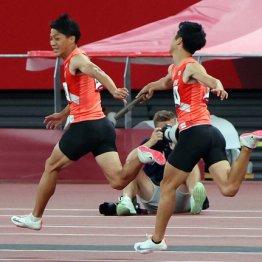 【陸上】男子400mリレー衝撃のバトンミス!不振とメダルの重圧から出た焦り、広がった世界との差