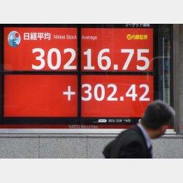 コロナ相場による株価上昇で1株5000円を大きく超える銘柄が続出している(C)日刊ゲンダイ