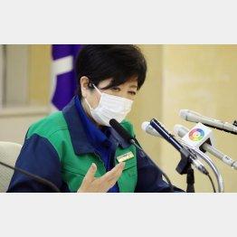 在宅患者は3万人超、自宅療養中死亡した人は7人、なぜかたくなに拒むのか(小池百合子都知事)/(C)日刊ゲンダイ