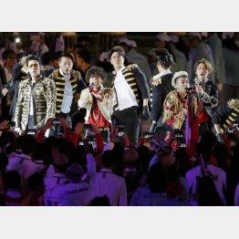 BIGBANGのV.I(スンリ)も一大スキャンダルに関与(C)共同通信社