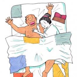 【お題】還暦近くの妻が「寝室を別にして」と言うが分けるべきか