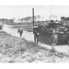 第2次世界大戦が勃発したがすぐに戦闘は起きなかった