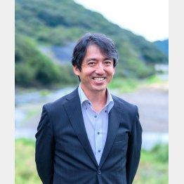 株式会社 土屋社長の高浜敏之さん(提供写真)